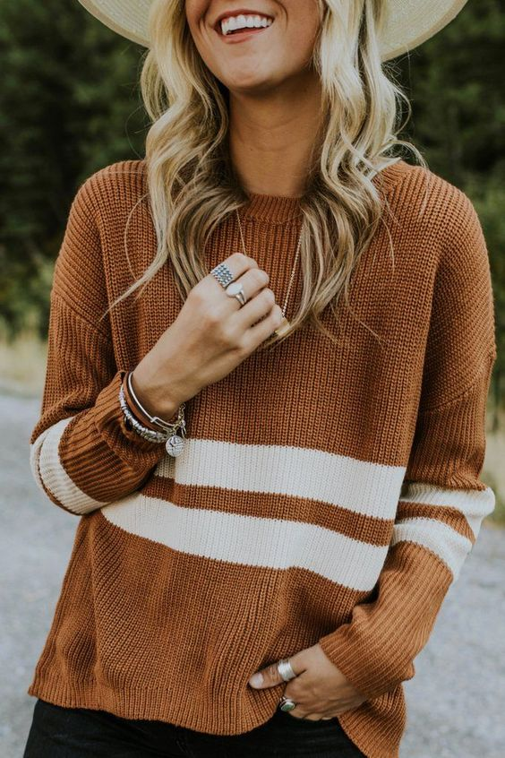 Maplewood Knit Sweater   ROOLEE