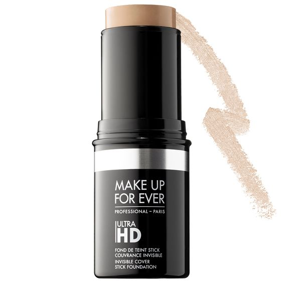Ultra HD Invisible Cover Stick Foundation - MAKE UP FOR EVER | Sephora