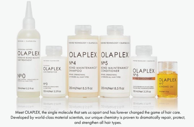 how to use olaplex