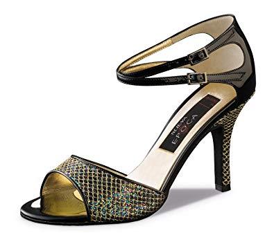 """Nueva Epoca Women's Celilia - 3 1/2"""" (8.0 cm) Stiletto Heel, 9 M US (6 UK)"""