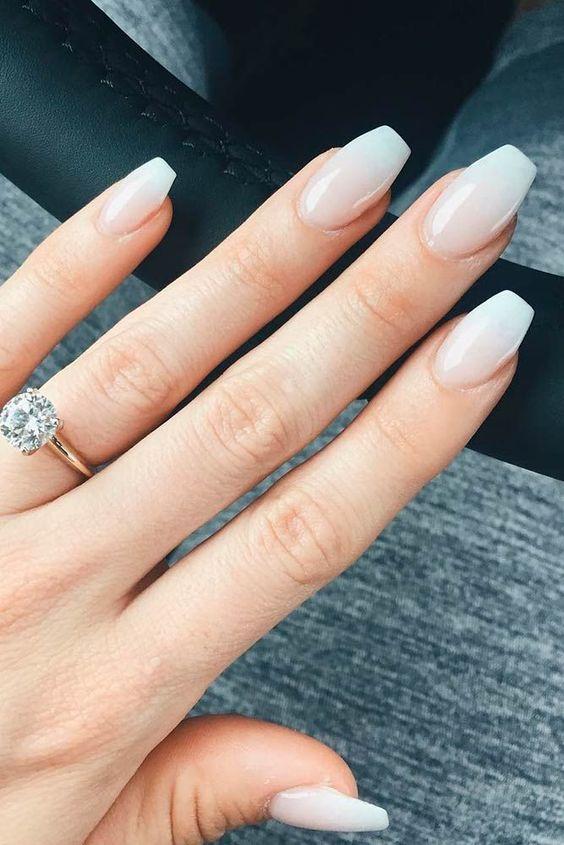 natural looking nails