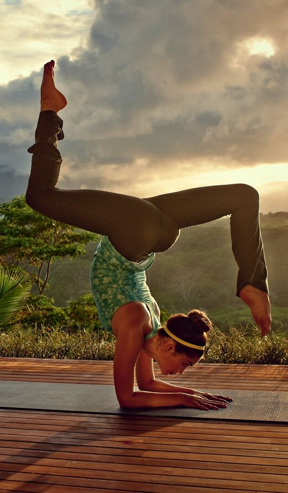 """""""You cannot always control what goes on outside. But you can always control what goes on inside."""" -Mr. Yoga"""