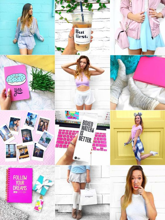 I got Vibrant Vibes! What Should Your Instagram Theme Be?