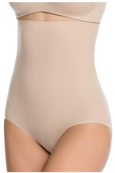 SPANX Shapewear for Women, High-Waisted Tummy Control Higher Power Panties