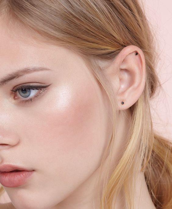 The Simplest Minimal Makeup Looks Ever | ko-te.com by @evatornado |