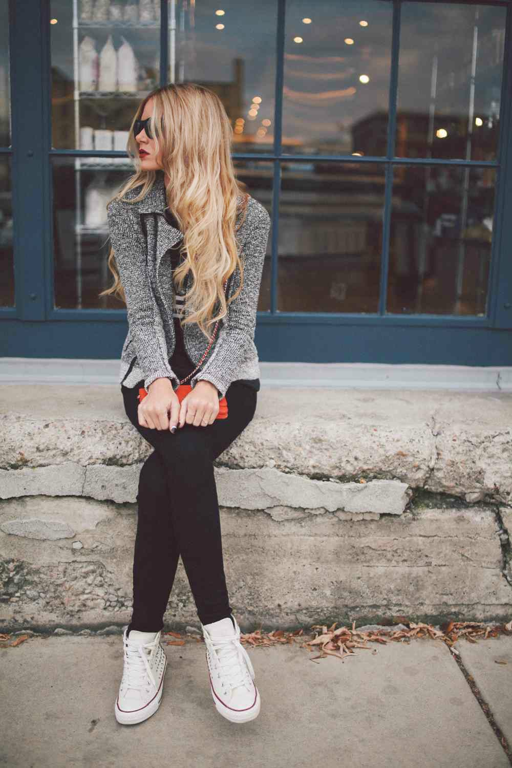 Image result for wear Converse women