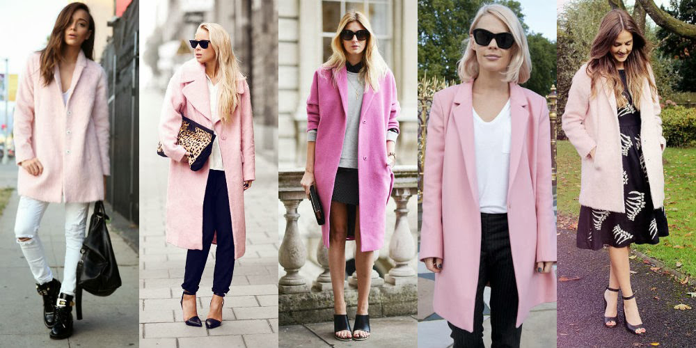 its time to wear pink how to wear pink herstylecode It's Time to Wear Pink - Pink Outfit Ideas for Women