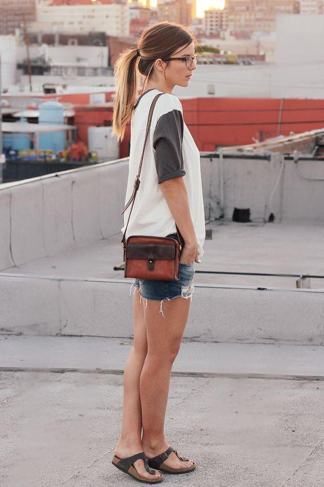 How to Wear Birkenstocks (If you must | Birkenstock fashion ...