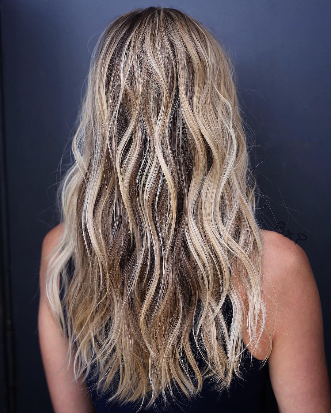 balayage ombre hair color ideas 10 10 Amazing Ombré and Balayage Hair Color Ideas