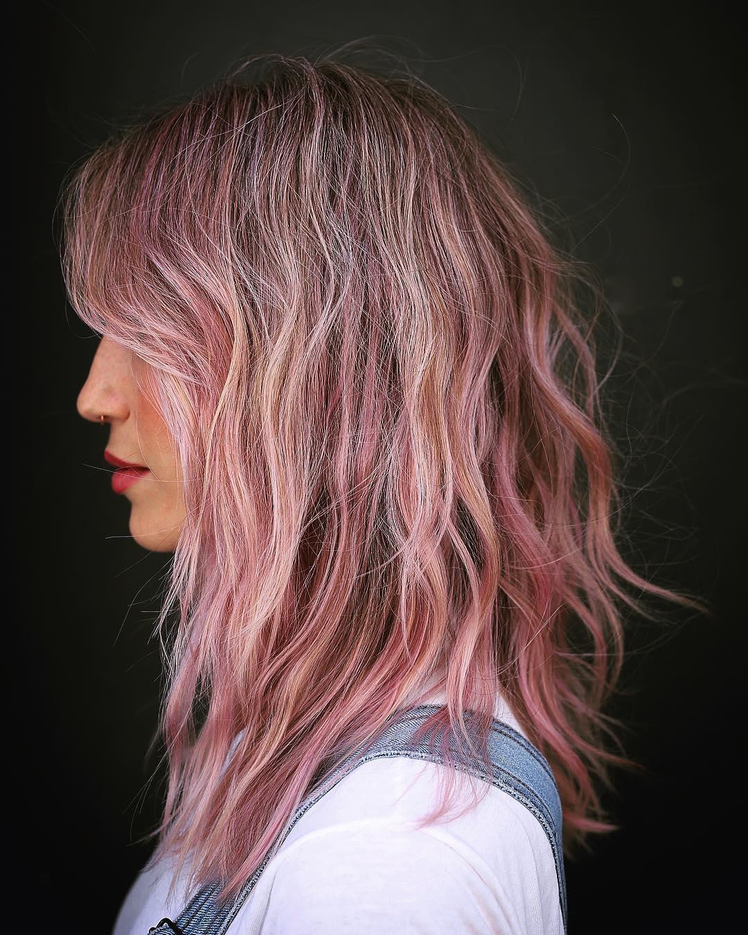 balayage ombre hair color ideas 7 10 Amazing Ombré and Balayage Hair Color Ideas