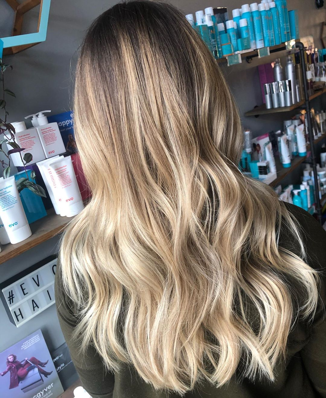 balayage ombre hairstyles 10 9 New Blonde Balayage Hairstyles You'll Love!