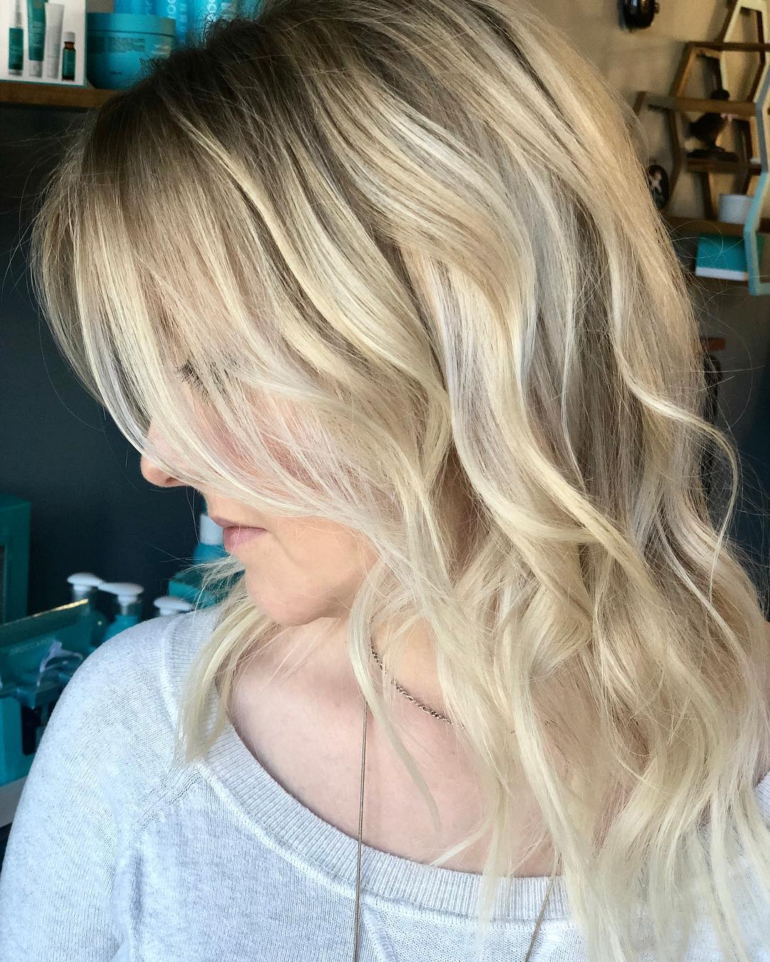 balayage ombre hairstyles 11 9 New Blonde Balayage Hairstyles You'll Love!