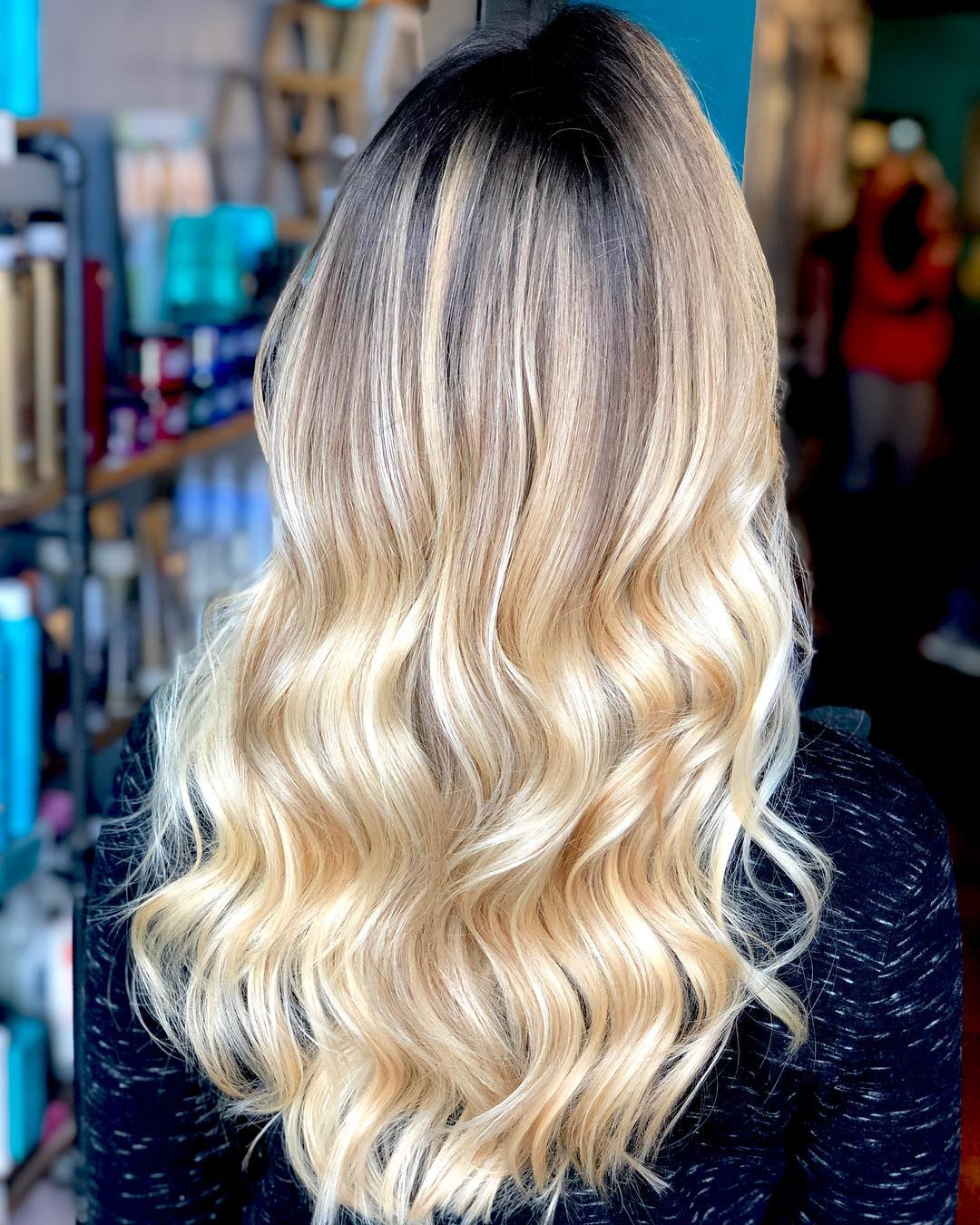 balayage ombre hairstyles 12 9 New Blonde Balayage Hairstyles You'll Love!