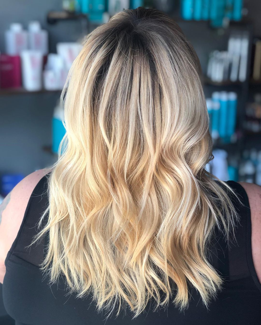 balayage ombre hairstyles 2 9 New Blonde Balayage Hairstyles You'll Love!