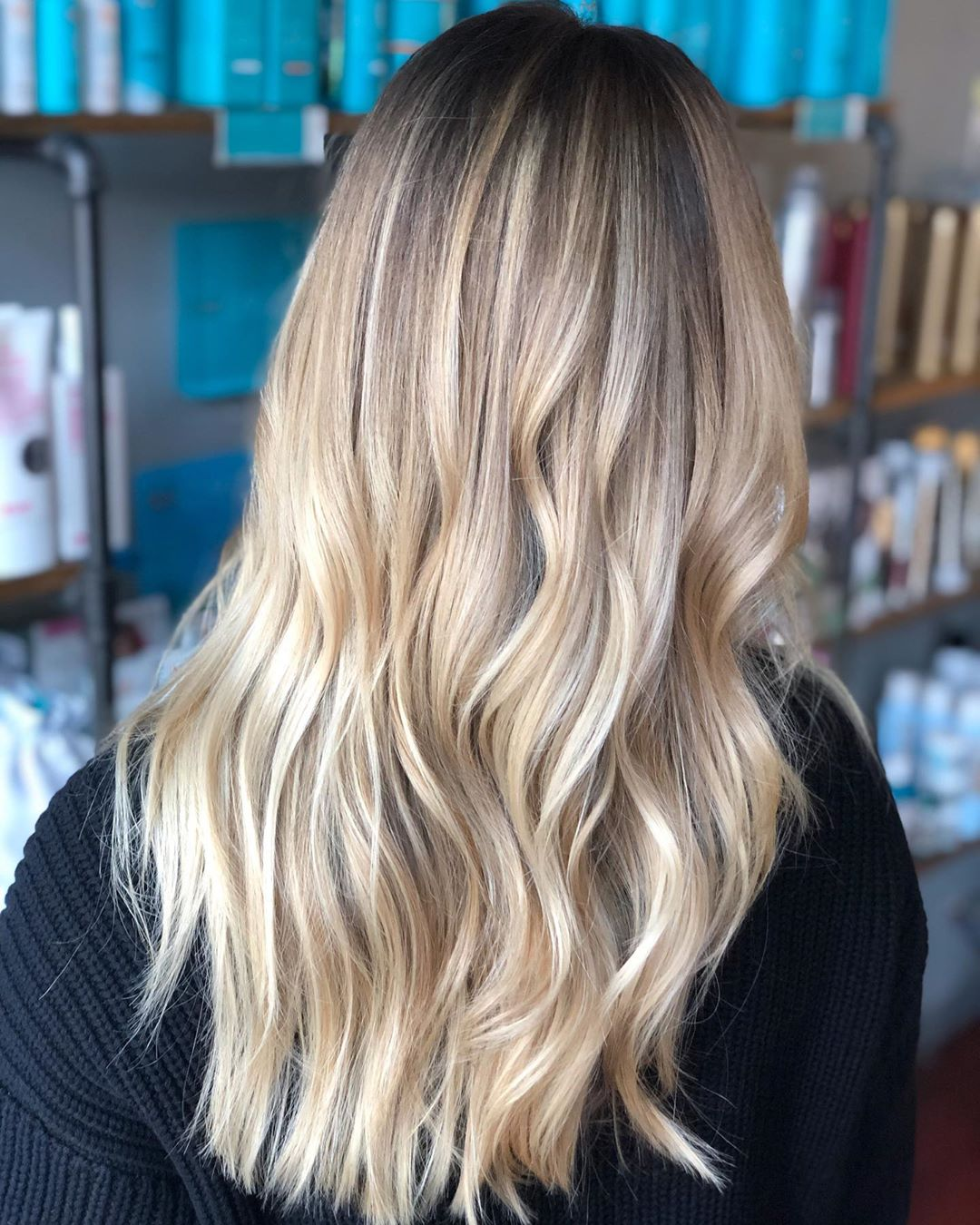 balayage ombre hairstyles 7 9 New Blonde Balayage Hairstyles You'll Love!