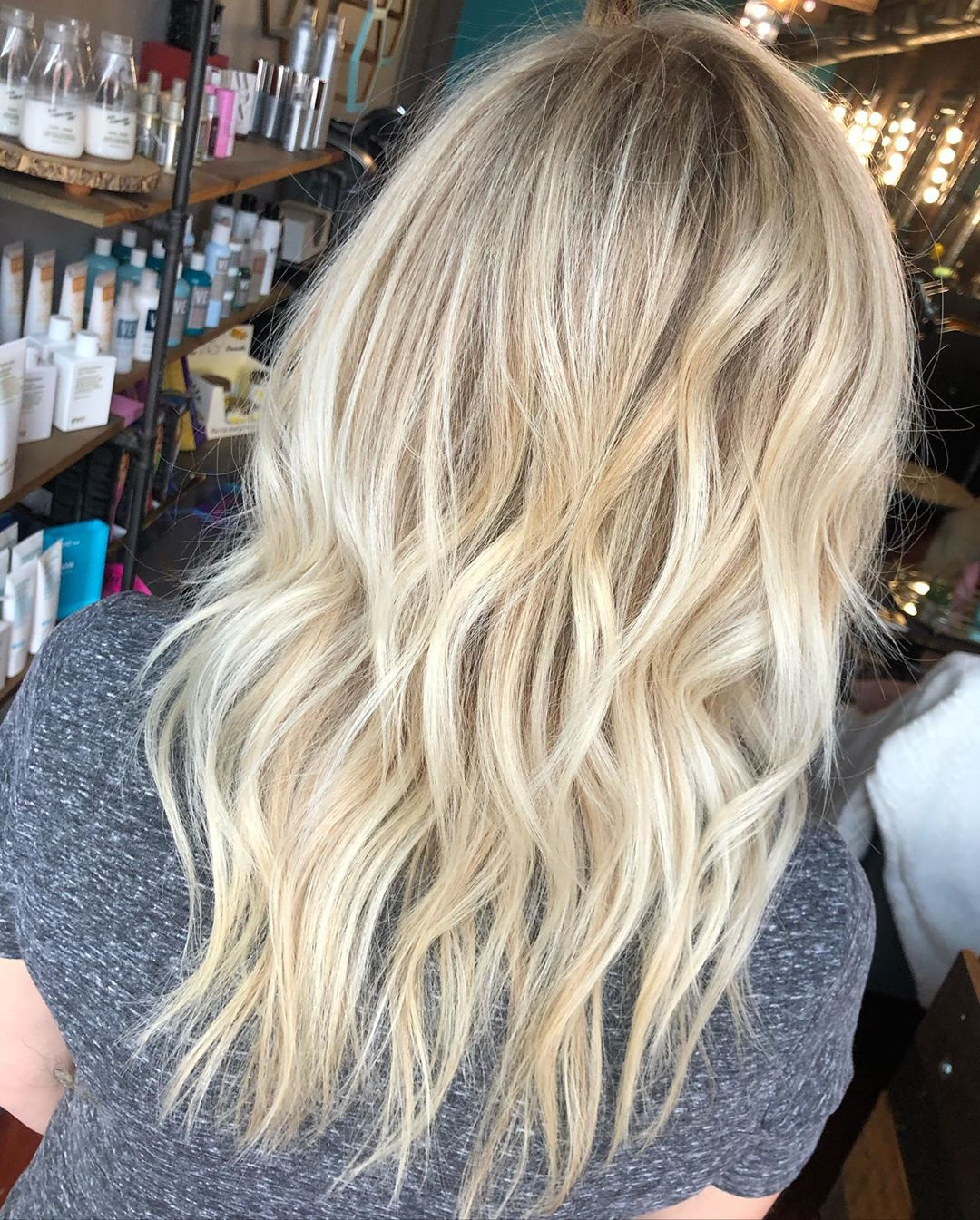 balayage ombre hairstyles 8 9 New Blonde Balayage Hairstyles You'll Love!