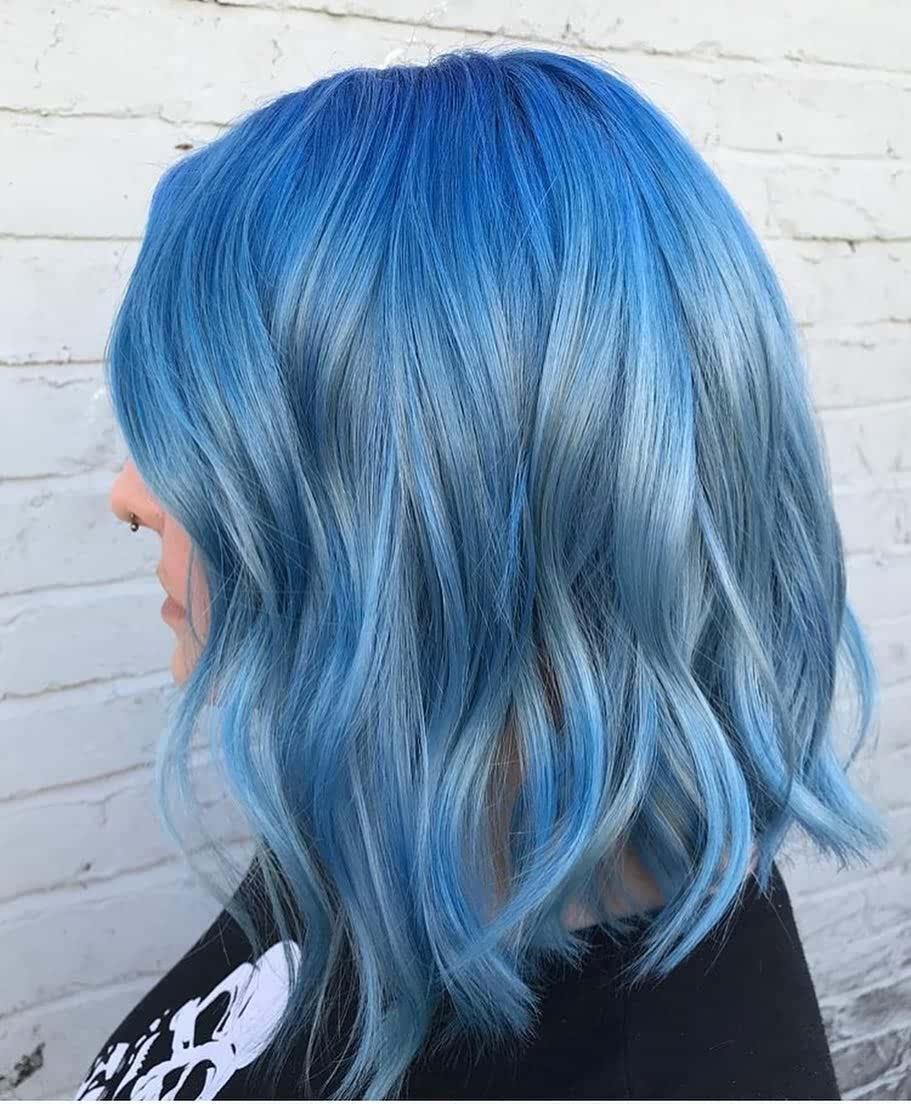 bright hair color ideas