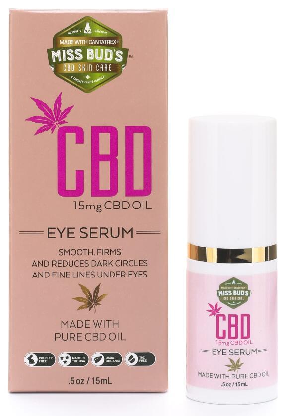 CBD Eye Serum from herstylecode