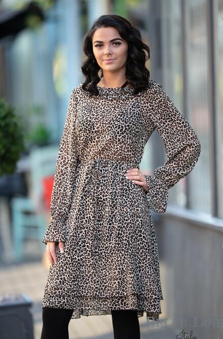Animal Print outfits- Leopard Print