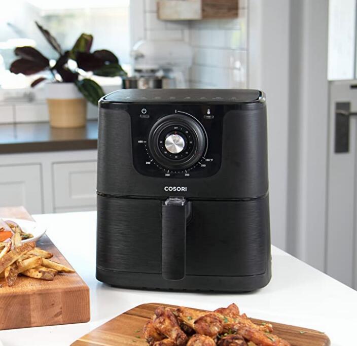 Cosori 3.7-quart Air-fryer for 2 – 3 people