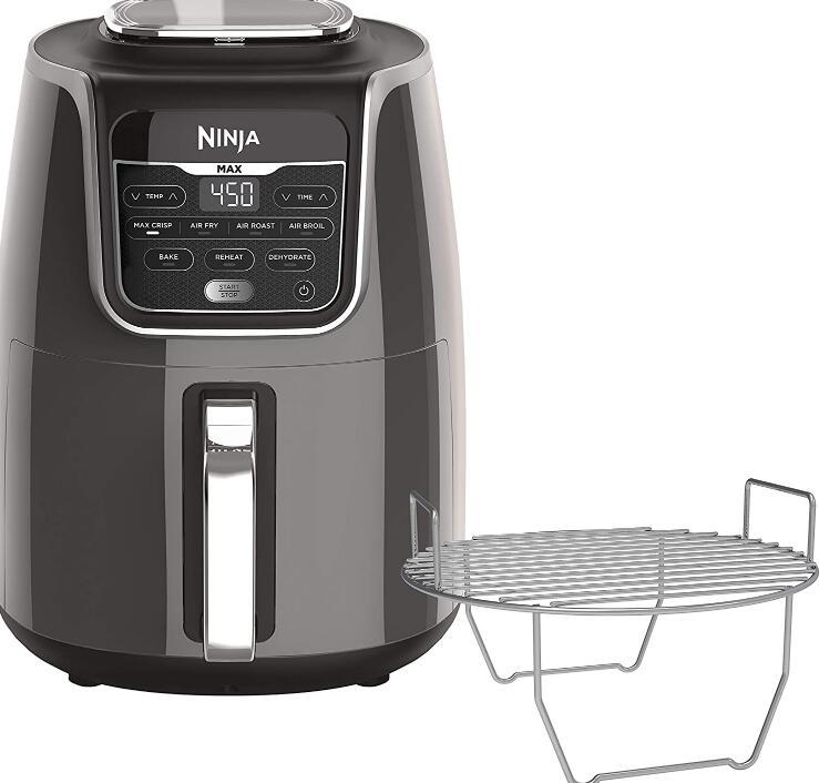 Ninja Max XL Air Fryer that Cooks, Crisps, Roasts, Broils, Bakes, Reheats and Dehydrates