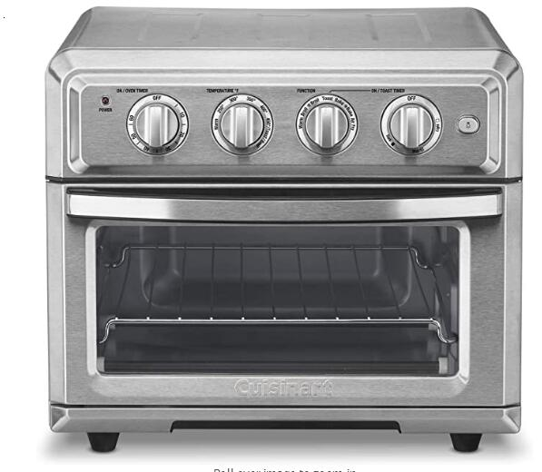 Cuisinart TOA-60 Convection Toaster Oven Airfryer