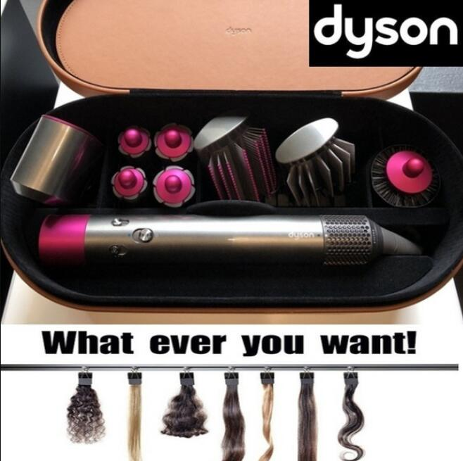 Dyson Airwrap tools' set