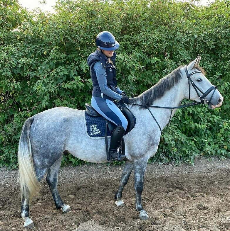 women Horse Riding