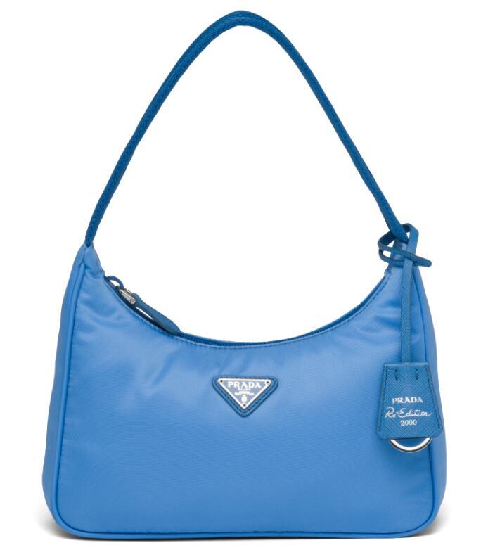 Prada Re-Edition 2000 Nylon Mini Bag 1NE515_2DH0_F0237