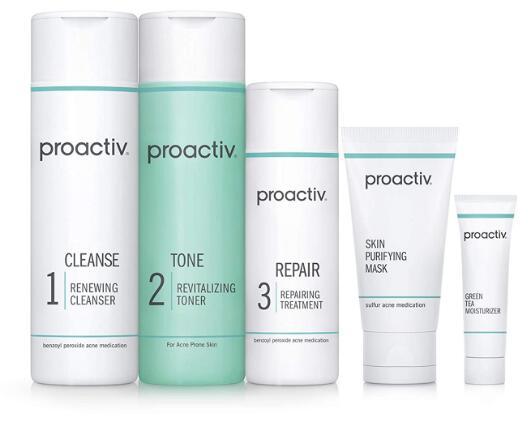 Proactiv 3 Step Acne Treatment - Benzoyl Peroxide Face Wash