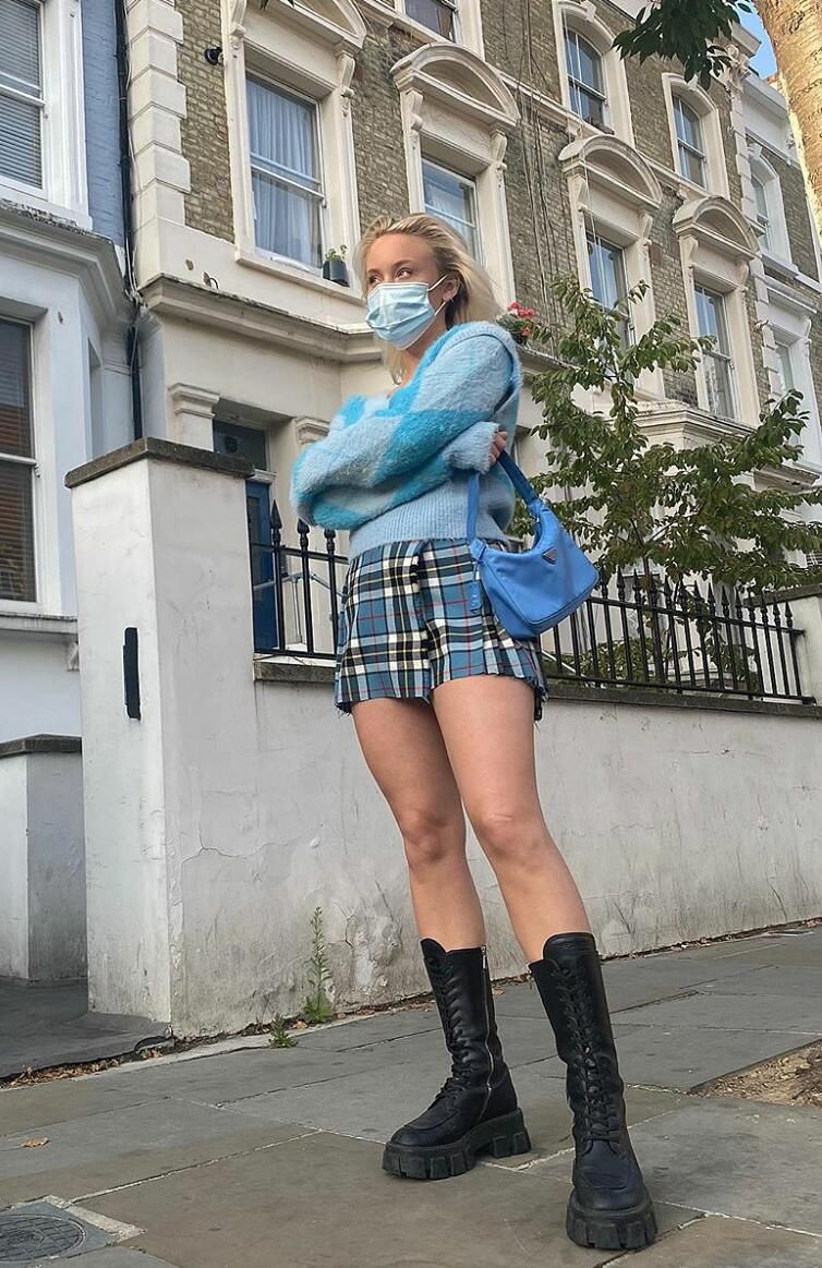 What Zara Larsson wore outfit ideas