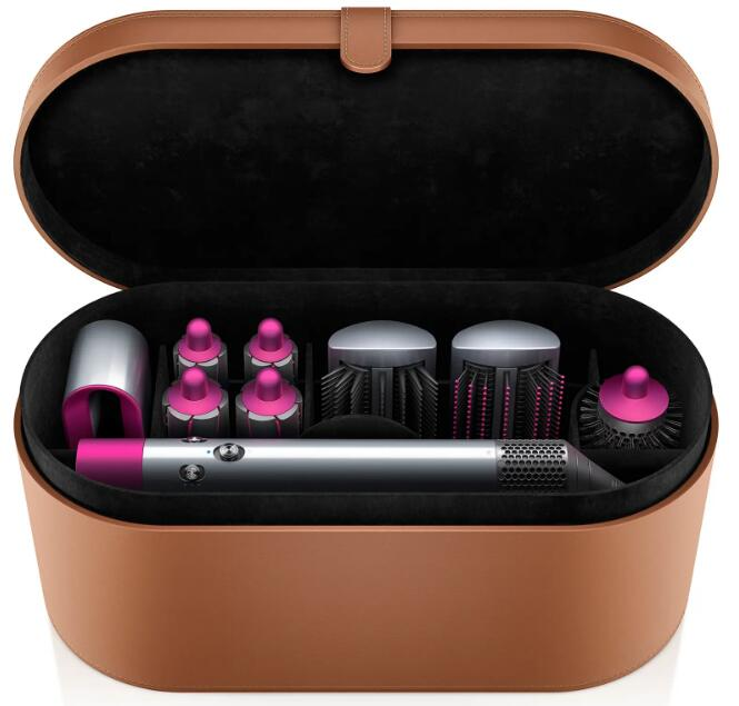 dyson airwrap complete styler for multiple hair types and styles