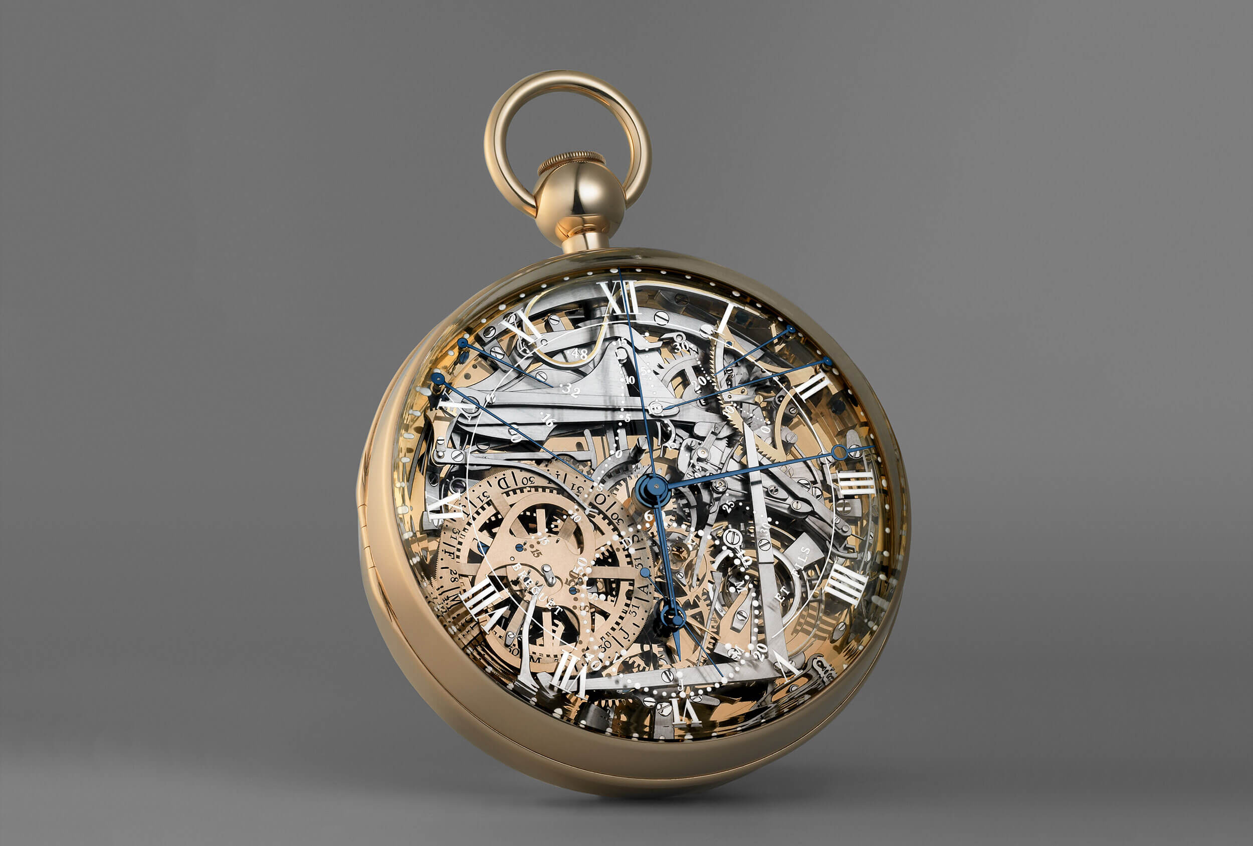 Marie-Antoinette pocket watch | Breguet
