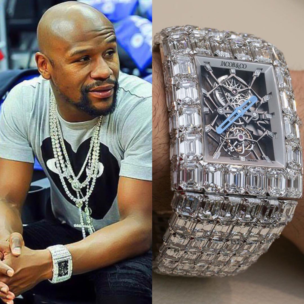 Ice, Ice Baby: A Look At Jacob & Co.'s Most Dazzling Timepieces | Watchonista