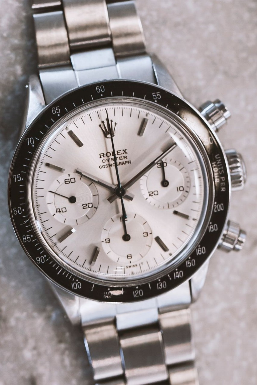 """Throwback Thursday With Eric Clapton's Rolex """"The Oyster Albino"""" Daytona ref. 6263"""