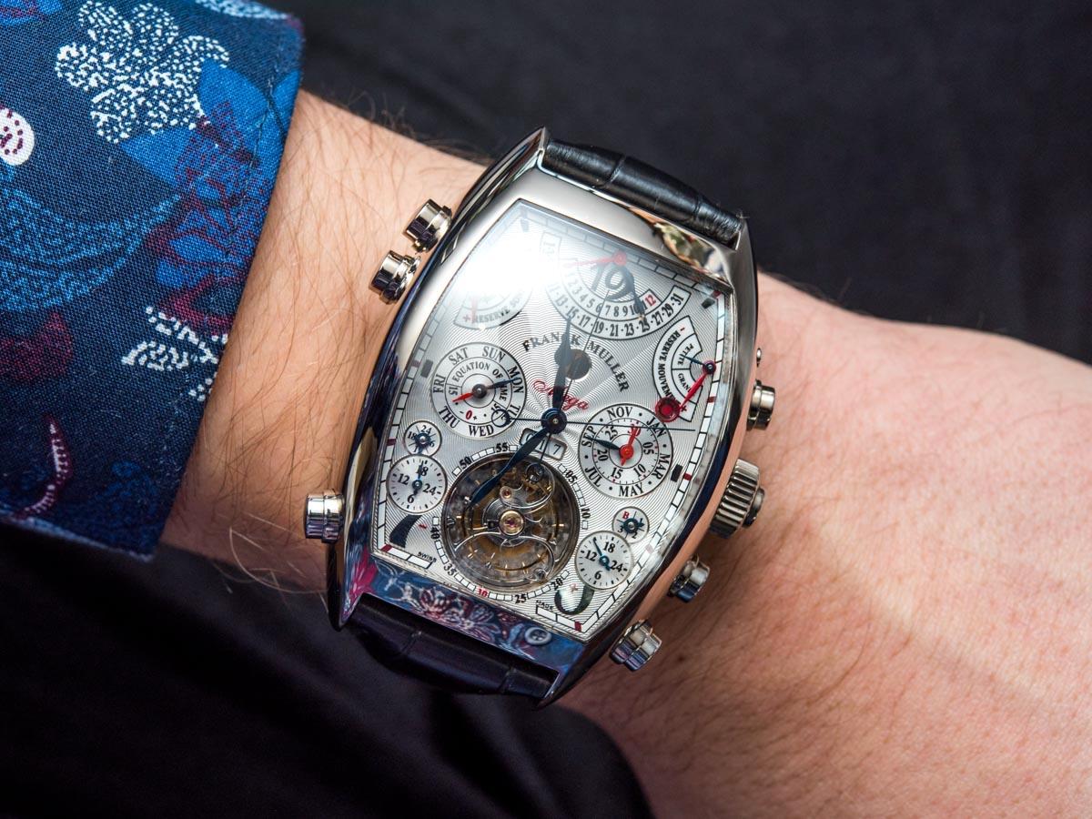 Franck Muller Aeternitas Mega 4 Watch Hands-On | aBlogtoWatch