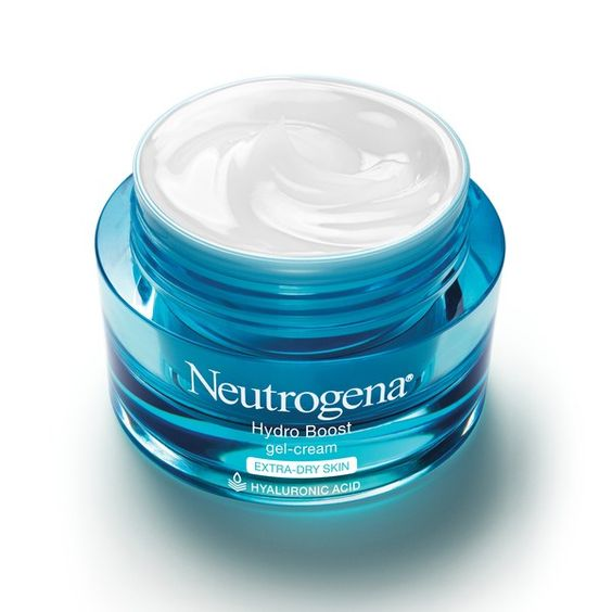 Consider this uber-hydrating water-gel formula to be a tall glass of water for your face. An even layer of the bouncy, hyaluronic acid-enriched cream quenches the driest of complexions. Neutrogena Hydro Boost Gel-Cream for Extra-Dry Skin, .99 (neutrogena.com)