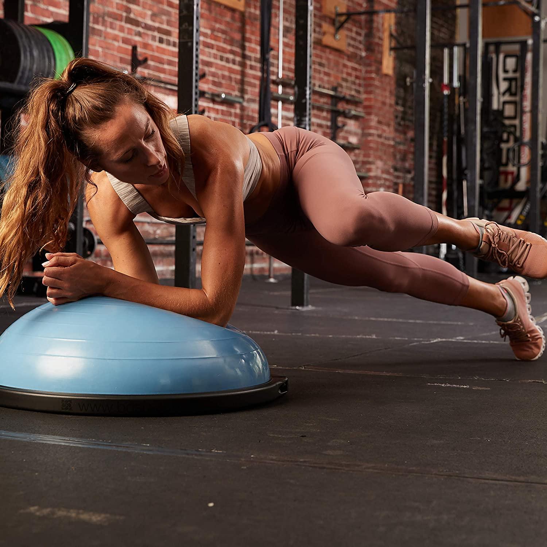 10 best bosu balls – exercise for weight loss muscle toning herstylecode 3 10 Best Bosu Balls (Balance Trainer) 2021 – Exercise for Weight Loss and Muscle Toning