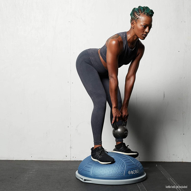 10 best bosu balls – exercise for weight loss muscle toning herstylecode 6 10 Best Bosu Balls (Balance Trainer) 2021 – Exercise for Weight Loss and Muscle Toning