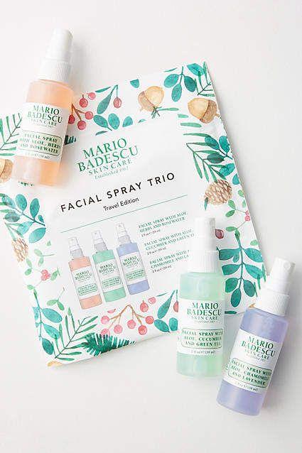 Mario Badescu Travel Edition Facial Spray Trio