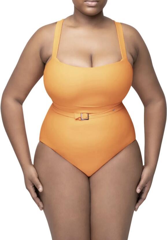 Andrea Iyamah - Shani One-Piece Bathing Suit