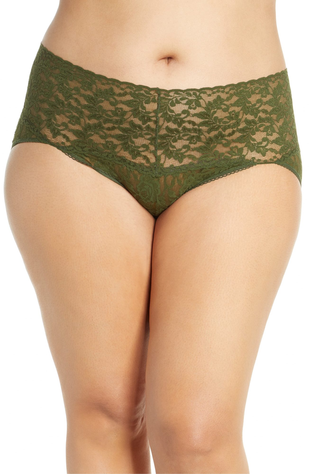 Plus-Size Lingerie - Embed