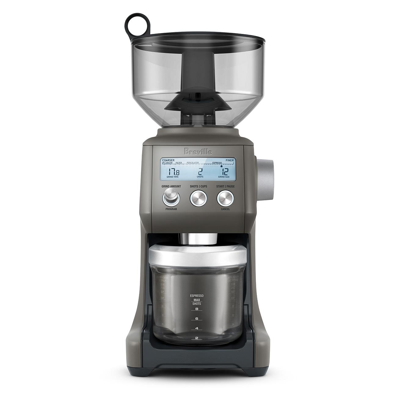 the Smart Grinder™ Pro Coffee Grinder • Breville