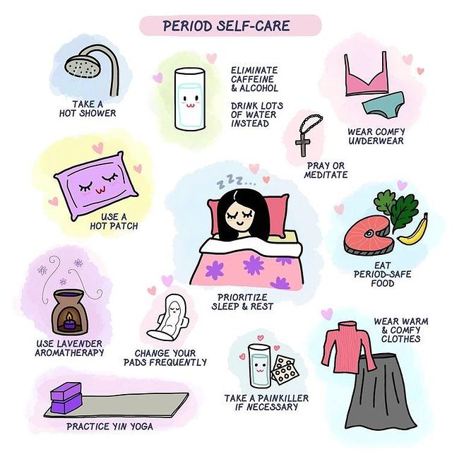7 Tips to Improve Your Life During Your Period
