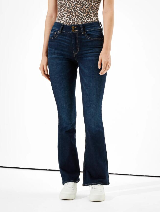 High-Waisted Artist® Flare Jean