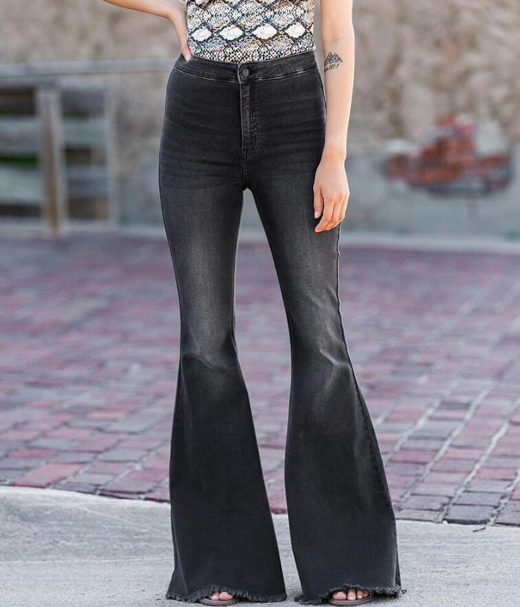 Signature Ultra High Extreme Flare Jean