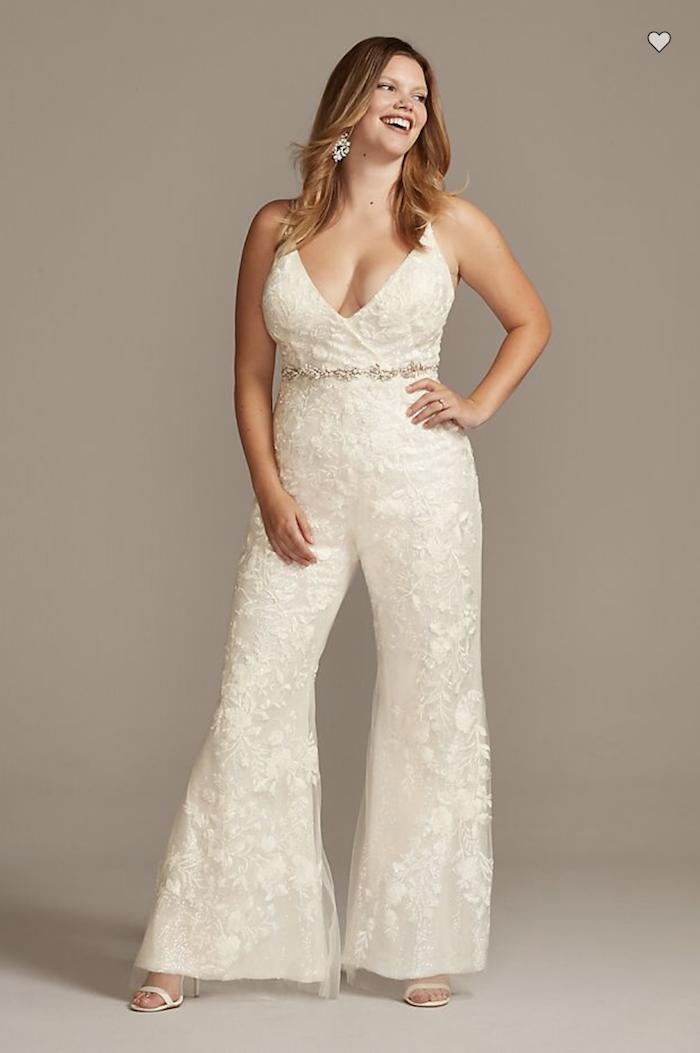 best plus size wedding dress silhouette tips herstylecode Best Plus-Size Wedding Dress Silhouette Tips