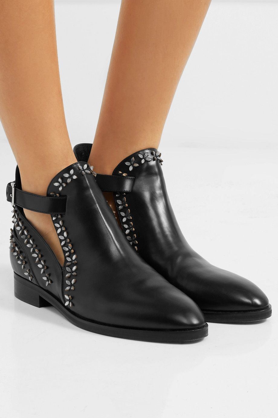 boots alaie How to Wear Flat Ankle Boots & What to Wear with Ankle Boots