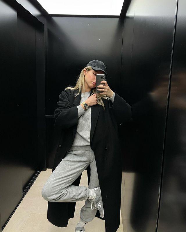 Stylish Ways to Wear Sweatpants for Ladies