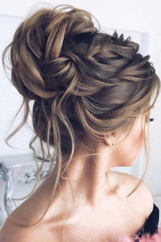 Fabulous prom hairstyles for black girls #promhairstylesforblackgirls | Prom hairstyles for long hair, Bun hairstyles for long hair, Long hair styles
